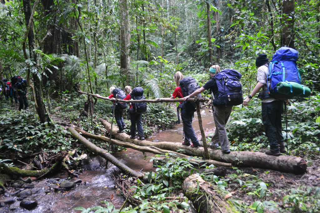 2 Days Trek-The Experience of a Lifetime with Riverside Eco-Lodge
