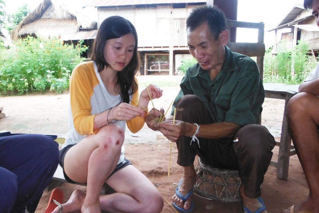 "Phieng Ngam Homestay ""Tai Deang Village"""
