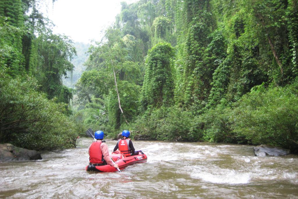 1 Day Kayaking Nam Ha River-Nature Explore, River Challenge, Nam Ha National Park