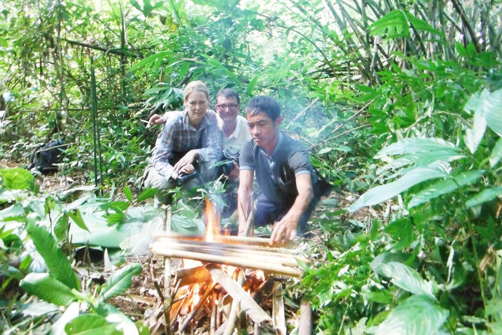 2 Days Trek in Nam Ha NPA, Jungle Camp & Khmu Tribe