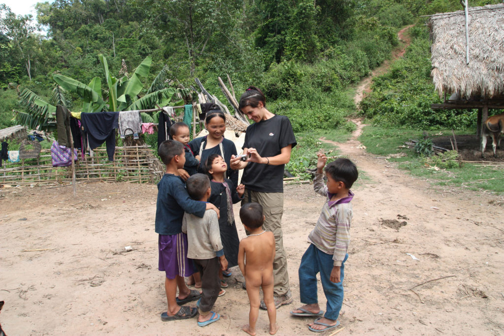 1 Day Trek to Community Forest, Waterfall & Lanten Ethnic Group