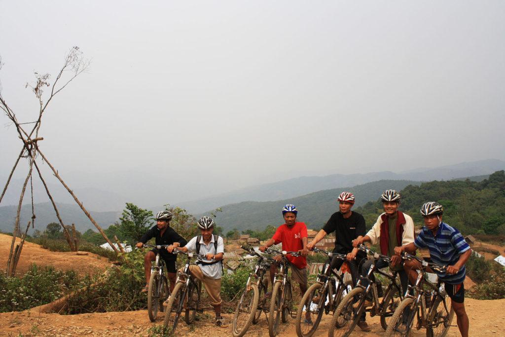 3 Days Biking Luang Namtha-Vieng Phoukha-Nalae