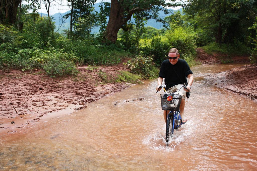 3 Days Biking Luang Namtha-Muang Sing the Historical Town & Ethnic Diversity