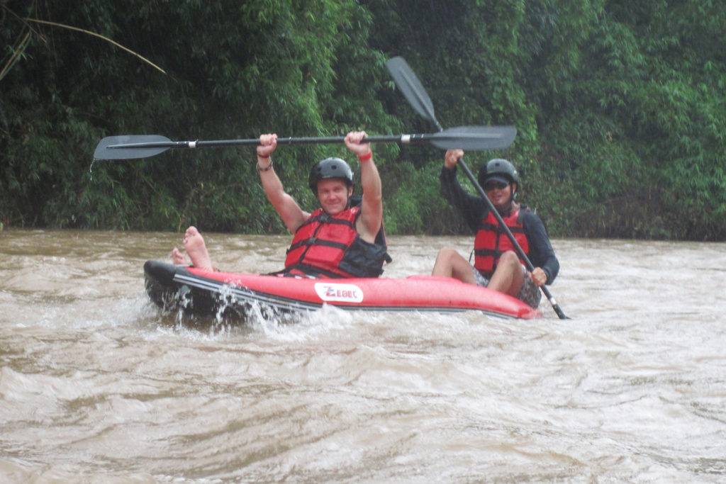 2 Days Kayaking Nam Tha River-Adventure, Experience of a lifetime