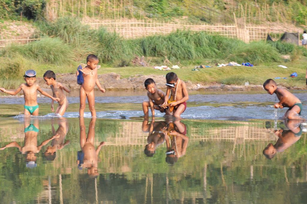 4 Days Kayaking on Nam Ha & Nam Tha Rivers-Pakbang
